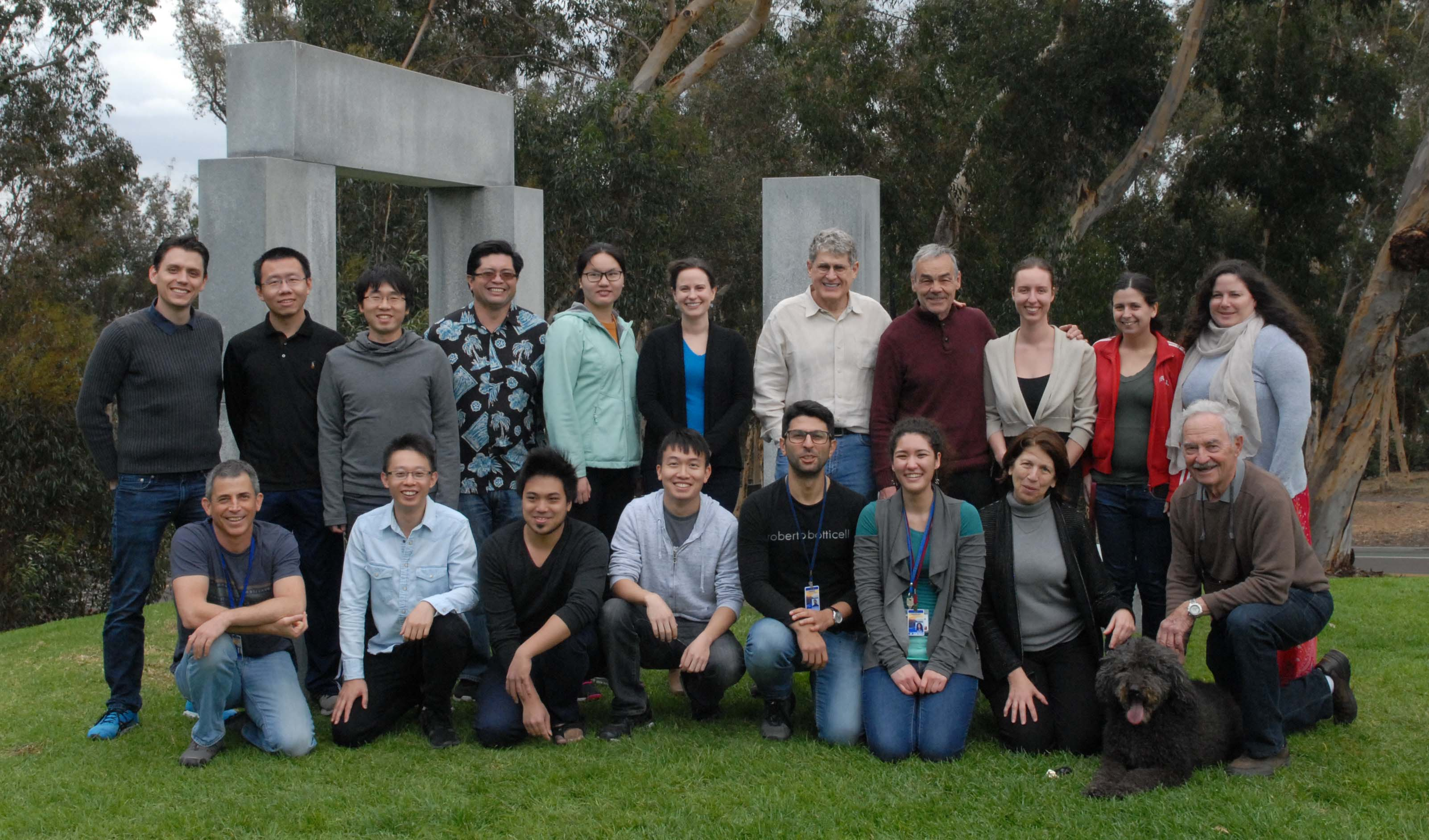 Neurophysics-Feb-2018 missing Amalia, Jacob & Rodolfo